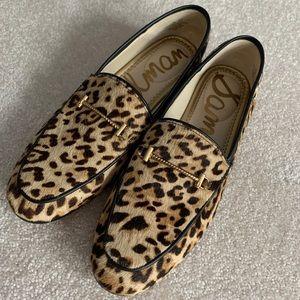 Sam Edelman Lior Leopard Loafers